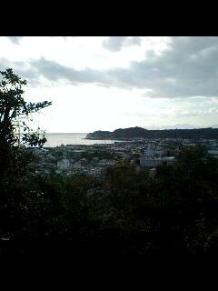鎌倉祇園山見晴台