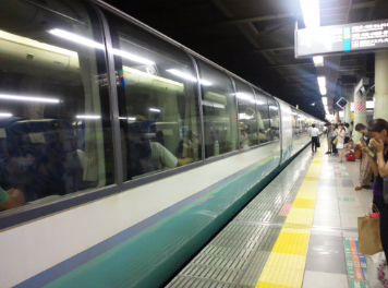 新宿湘南ライン遅れ